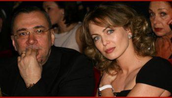 Бывшая жена Константина Меладзе не хочет, чтобы Вера Брежнева общалась с ее детьми