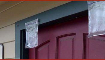 Повесьте мешок с водой над вашей дверью и добейтесь классного результата!
