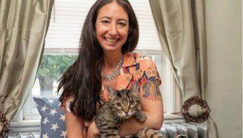 Няня украла котика у работодателей, чтобы спасти ему жизнь