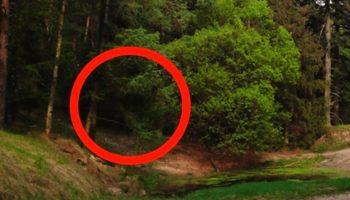 Люди нашли это мертвое тело в лесу. Их сердца чуть не остановились, когда они узнали его историю