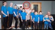 В Британии настырная мама 10 мальчиков наконец родила девочку