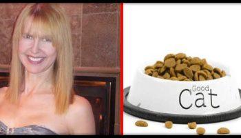 Американская миллионерша кормит мужа кошачьим кормом ради экономии