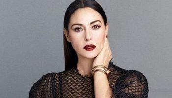 15 самых красивых чёрных платьев Моники Беллуччи, от которых захватывает дух