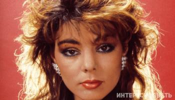 Как же сейчас выгладит Сандра- кумир молодежи 1980-х
