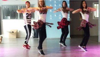 Этот танец покорил весь интернет. (38 000 000 просмотров)