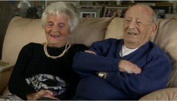 Еврейская пара вместе 87 лет… рекорд продолжительности совместной жизни