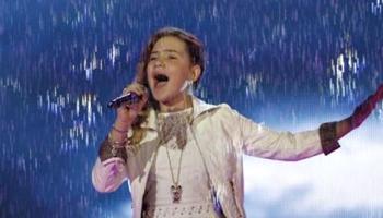 Девочка спела одну из самых тяжелых песен в мире