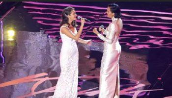 Трогательная песня певицы Славы со своей дочкой Александрой