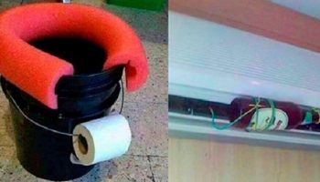 Смешные фотографии от доморощенных инженеров
