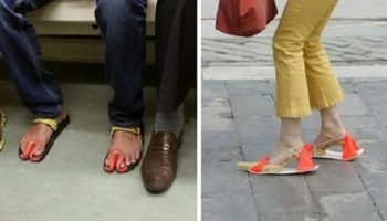 15 пар обуви, которые не ожидаешь увидеть!