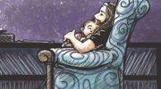 Мой сын просит: «Мамочка, ты полежишь со мной?» — О том, что действительно важно