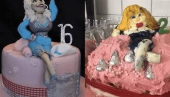 Ужасные торты, которые вас заставят смеяться