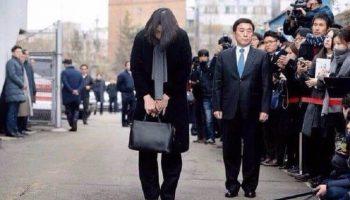 Корейский миллиардер публично извинился за дочь-мажорку