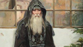 Симеон Афонский: «Какой человек самый слабый? — Который считает себя сильным»