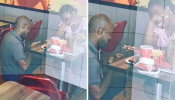 Парня высмеяли в СМИ за то, что он сделал девушке предложение в KFC