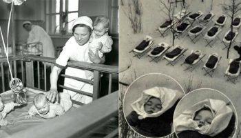 В какие детские сады ходили наши бабушки