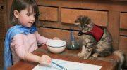 Шестилетняя девочка-аутист удивляет своими волшебными картинами даже искусствоведов
