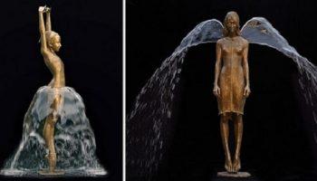 10 фантастически красивых фонтанов
