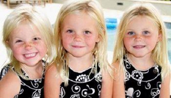 — Нет, у неё две сестры…— Они тройняшки. Всех заберёте? Мы с мужем дружно захлопали глазами.