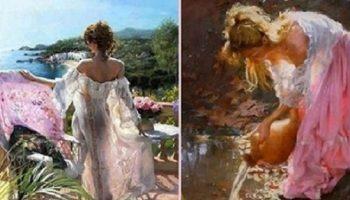 Испанский художник, который сумел нарисовать свет.