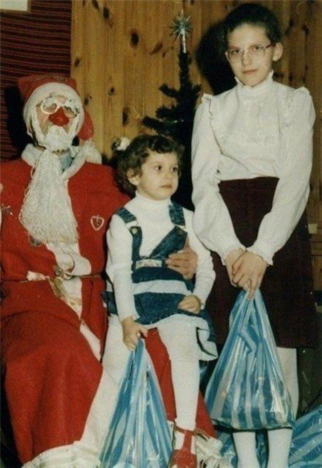 14. Это в наше время все Санта Клаусы выглядят ухоженно