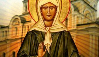 Сильнейшая молитва Матроне Московской о деньгах, любви и здоровье