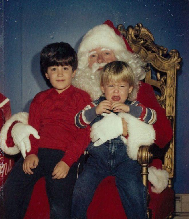 3. Отпусти меня противный Санта