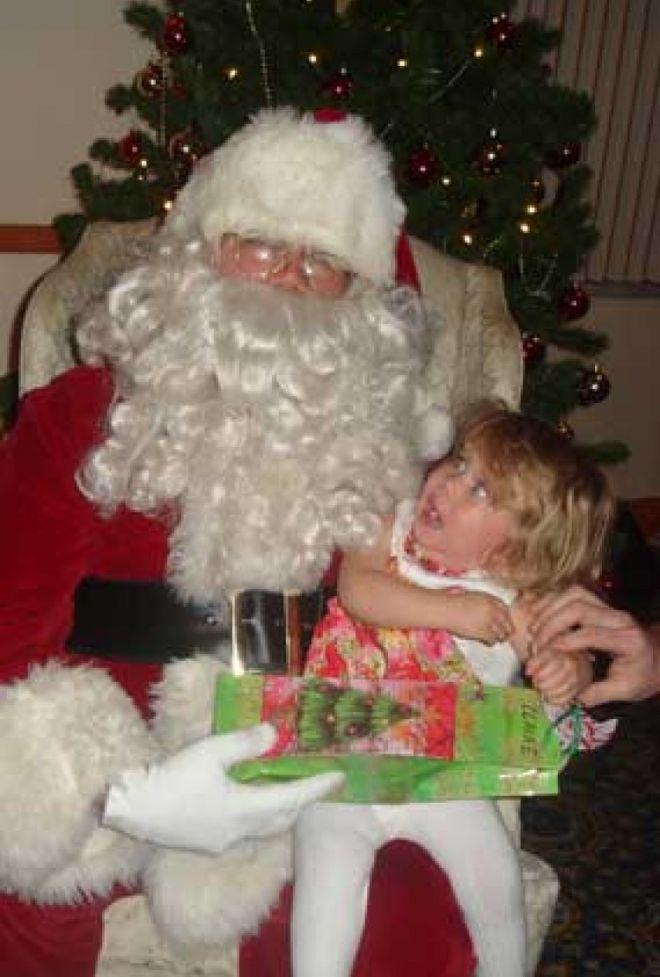 30. А это точно Санта Клаус