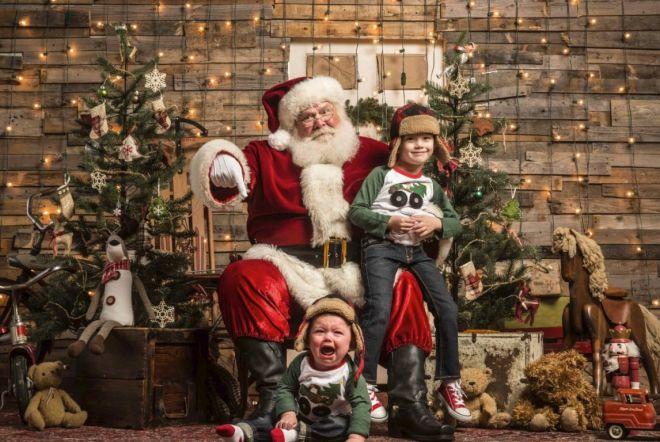 33. У Санта Клауса тоже есть чувство юмора