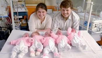 Как живут спустя 12 лет пятерняшки Артамкины и вместе ли их родители