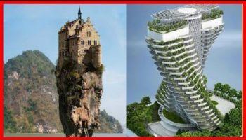 10 самых невероятно красивых зданий всего мира