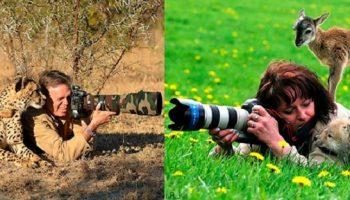Доказательства того, что фотограф дикой природы — это работа мечты. Подборка уникальных снимков