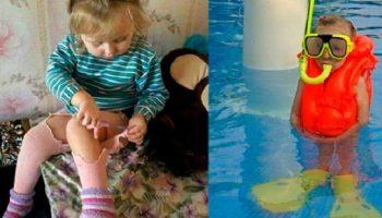 Дети всегда могут веселиться от души. Неисчерпаемый источник позитива и вдохновения