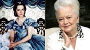 Даже не верится, что ей 100 лет! Неповторимая Мелани из «Унесенных ветром» о жизни…