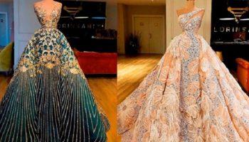 Восхитительные и завораживающие платья для настоящей королевы