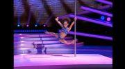 8-летняя гимнастка из Украины покорила судей румынского шоу талантов