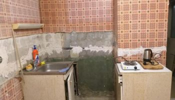 Переделываем полностью старую кухню, красиво и бюджетно!