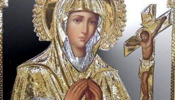 Чудодейственная икона Божией матери — исцеляет все болезни и искореняет бедность