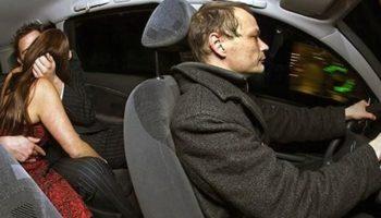 Жена села в такси с любовником, а за рулём был её муж