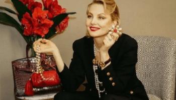 Аристократическая внешность Ренаты Литвиновой и ее 18-летней дочери восхищает поклонников