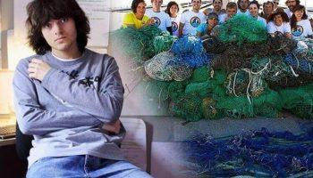 Гений из нидерландов, уверявший, что можно очистить Тихий океан всего за 5 лет, оказался прав!