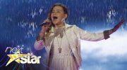 Девочка осмелилась исполнить одну из самых тяжелых песен в мире