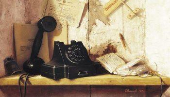 Обязательно прочтите! Потрясающий рассказ Пола Вилларда » Старый телефон»