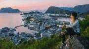 Я уже год, как переехала из Украины в Норвегию