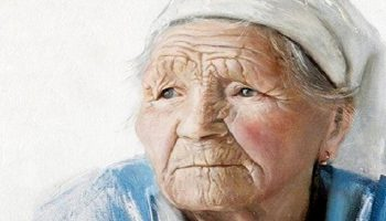 Стих, который берет за душу Стареет Мама