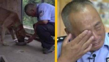 Бывший полицейский выйдя на пенсию потратил свои сбережения, чтобы подарить счастливую старость своим подопечным