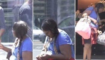 Бедной женщине дали денег, но то, что она с ними сделала, повергло всех в шок!