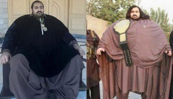 Пакистанский «Халк», который весит 440 кг, ищет себе девушку, к которой предъявляет два требования