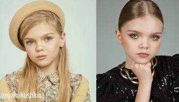 Зоя Кукушкина: известная девочка-модель из детдома с неординарными внешними данными