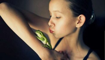 Сказка про жабу, заменяющая 10 консультаций психолога